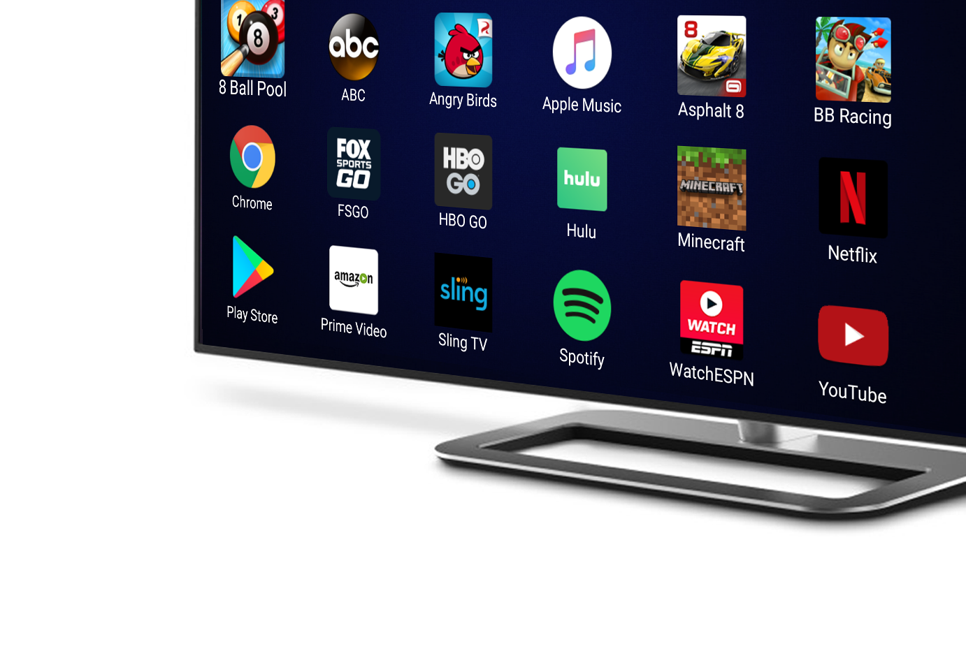 NextD TV - Enabling 1 Million+ Apps On TV